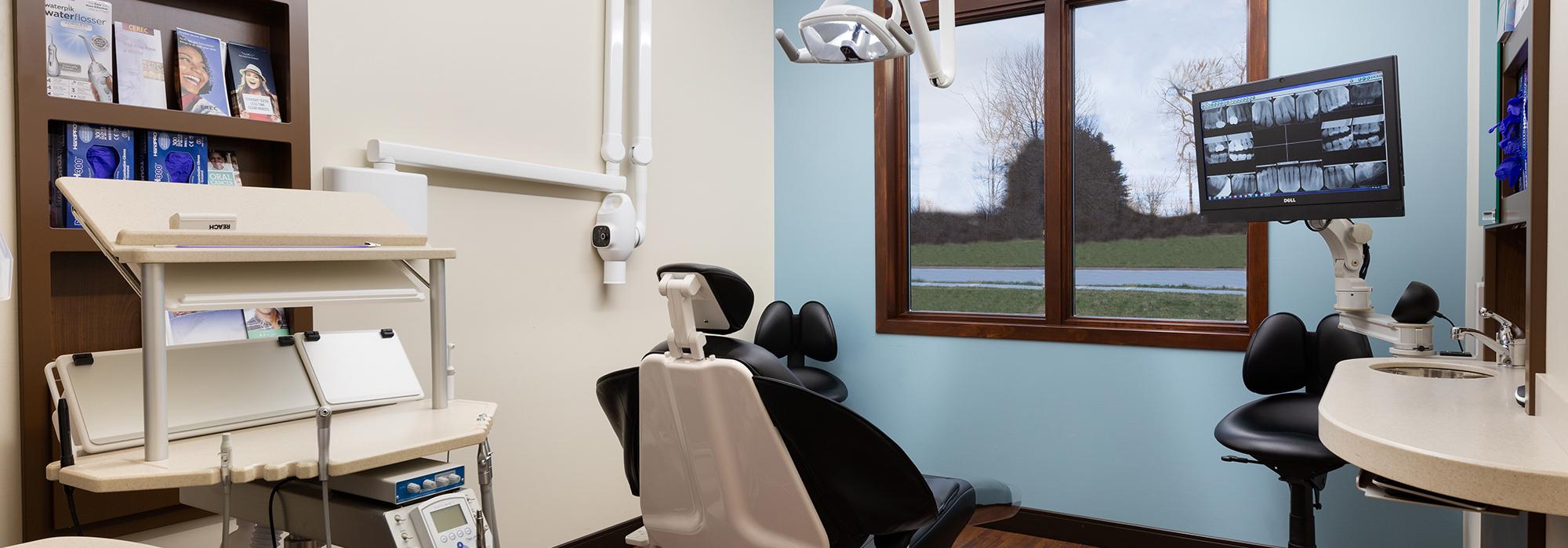 Dr. Ralph Becker's Treatment Room