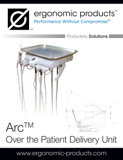 Arc Otp Delivery Sellsheet 20210126