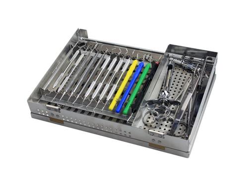 14 instrument cassette
