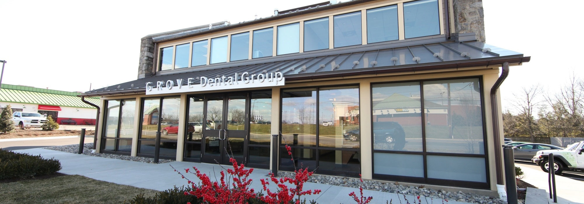 Dr. Jeff Groves Dental Practice Exterior