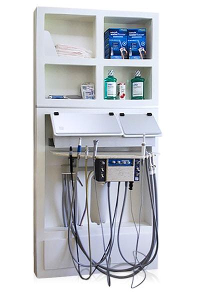 dental,delivery unit,workstation,hygiene,system,equipment,production