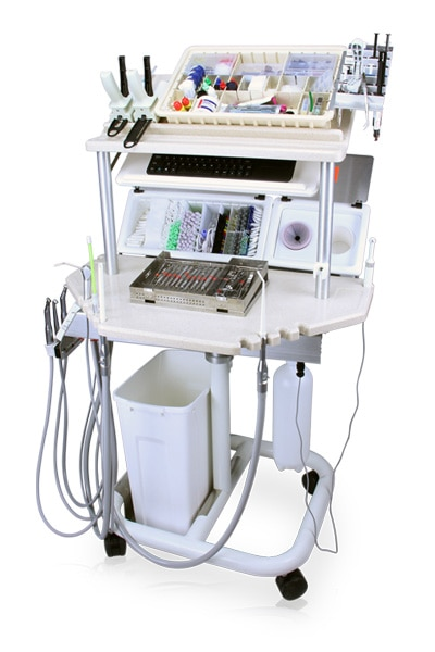 dental, delivery, operatory, equipment, performance, workstation
